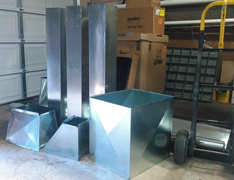 Bob Bowers Custom Metal Ductwork