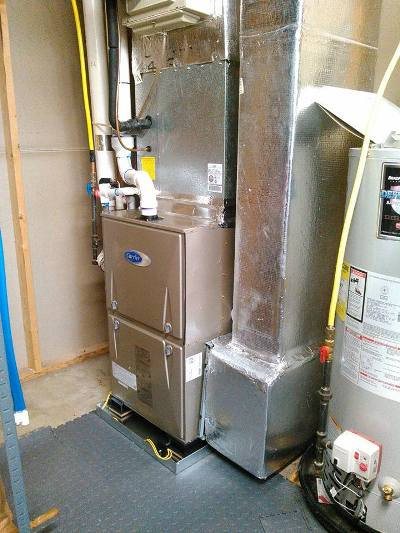 Bob Bowers Gas Furnace Installation Westminster MD