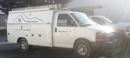 HVAC Trucks Carroll County MD